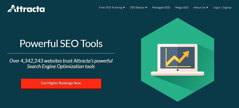 FastComet Attracta Powerful SEO Tools