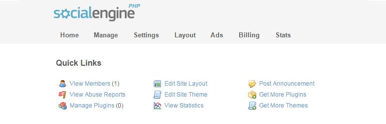 Start Your SocialEngine Website