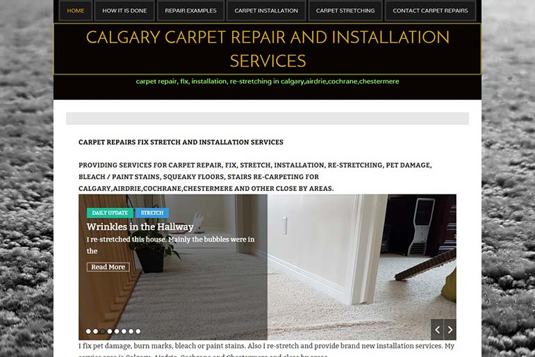 CarpetFix.Ca Bulent Tezcan - Interview with FastComet