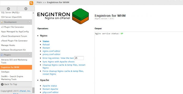 Receive a Successful about Engintron Installation