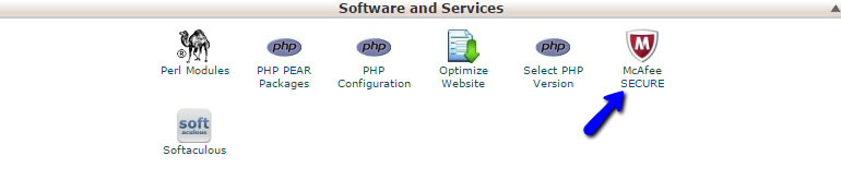 Access FastComet cPanel Account and Locate Software and Services