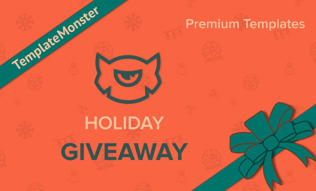 TemplateMonster Themes Holiday Giveaway: Enter to Win any WordPress ...