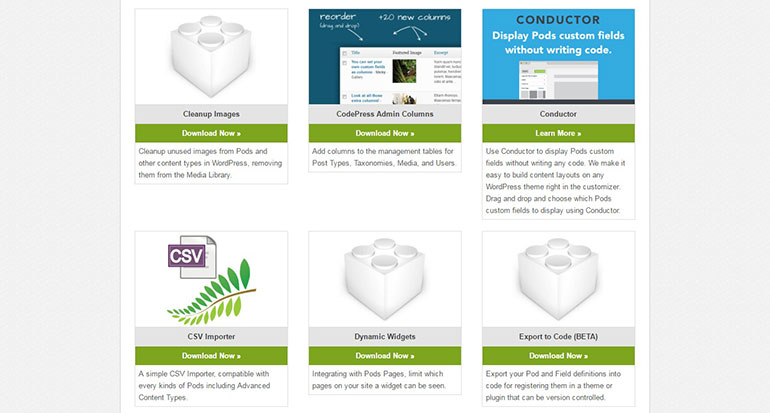 Pods Plugins Preview FastComet Blog
