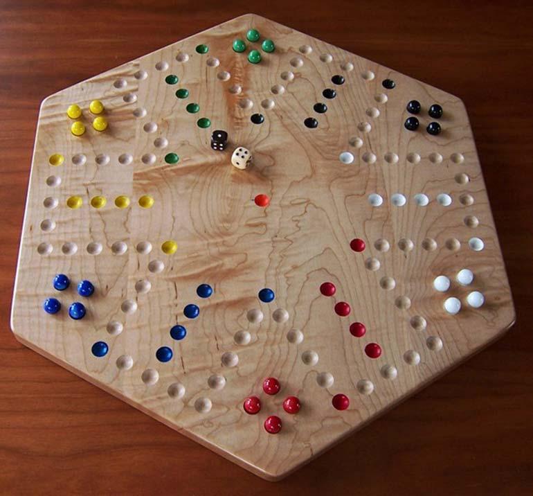 Don Strenczewilk Handmade Board Game - FastComet Spotlights