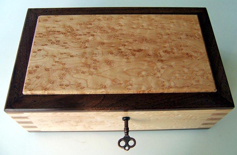 Don Strenczewilk Handmade Secret Box - FastComet Spotlights