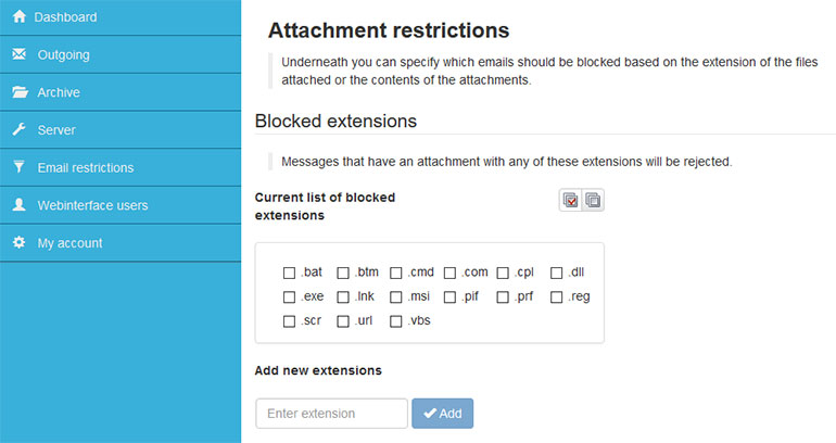 SpamExperts Attachment Restrictions - FastComet Interviews