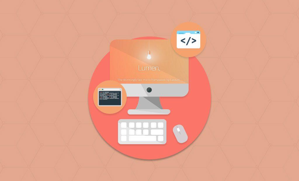 Lumen - Stunningly Fast Micro-framework by Laravel