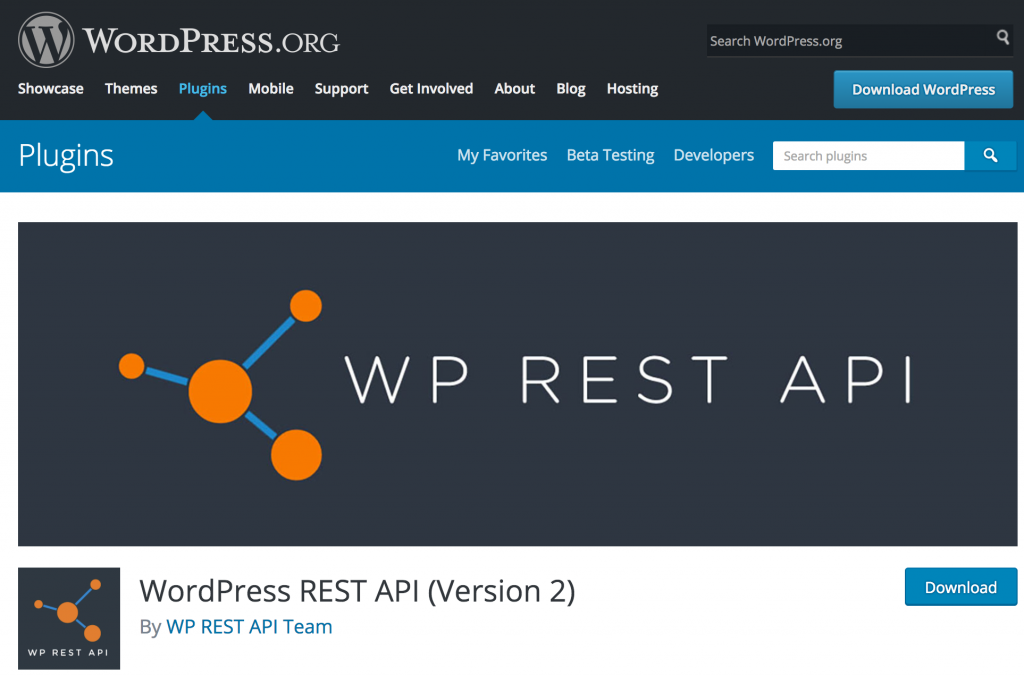 WP REST API WordPress.org - FastComet Blog