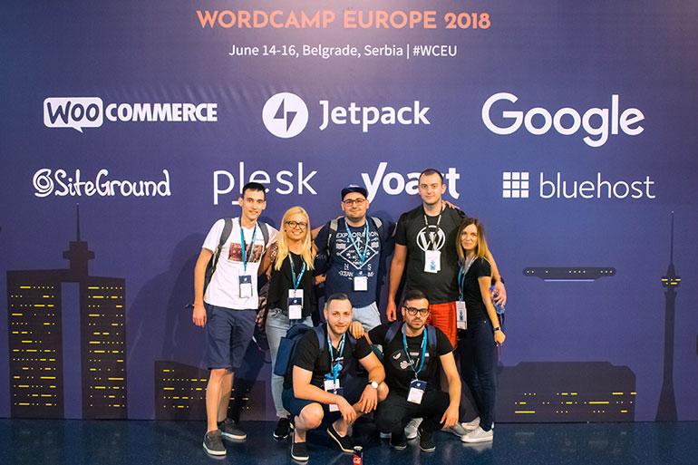 FastComet Team at WCEU 2018