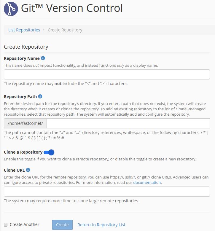 Git Version Control - FastComet