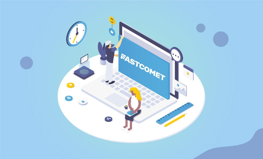 New Website and a New Look for FastComet
