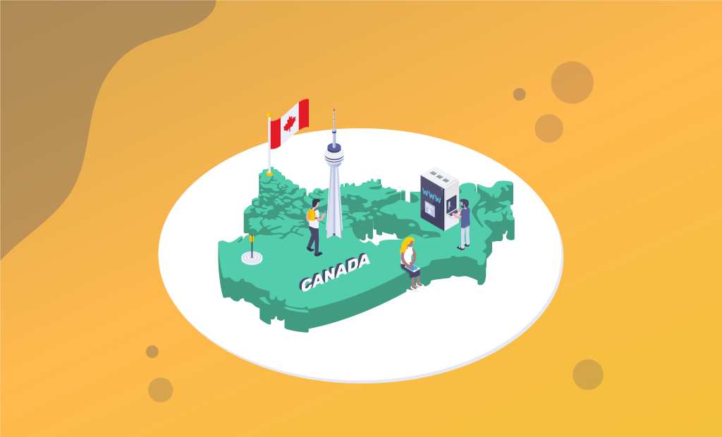 FastComet 9th Datacenter location is available in Toronto, Canada