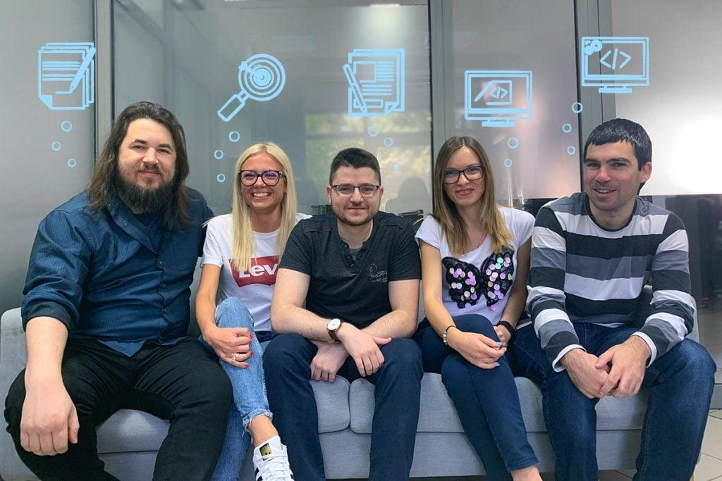 FastComet Team Members