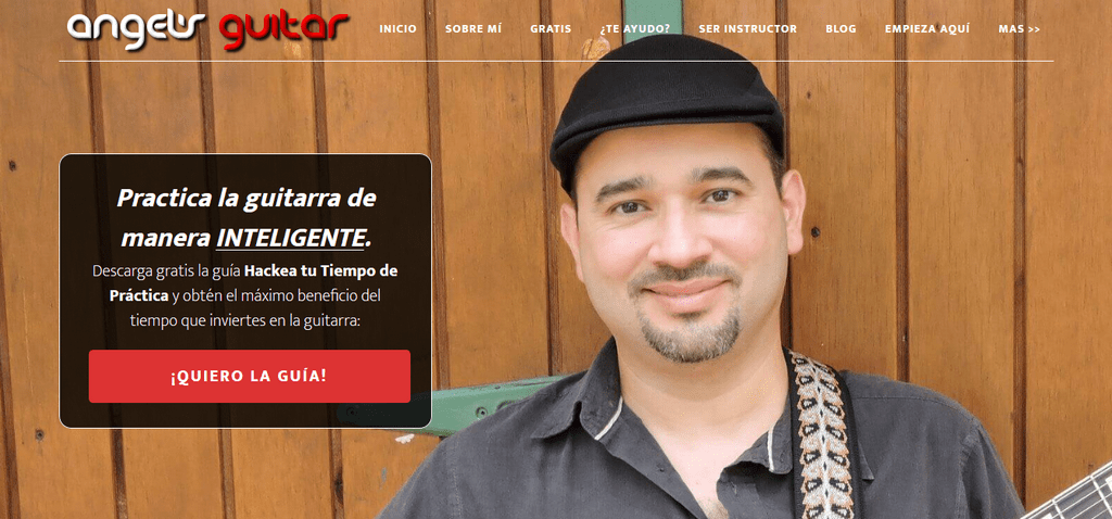 Angel Candelaria Homepage