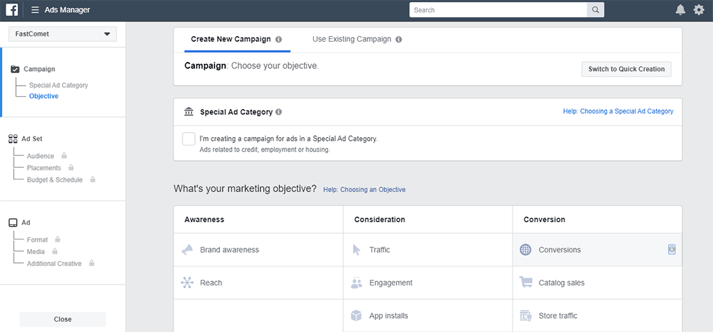 Facebook Ads Dashboard