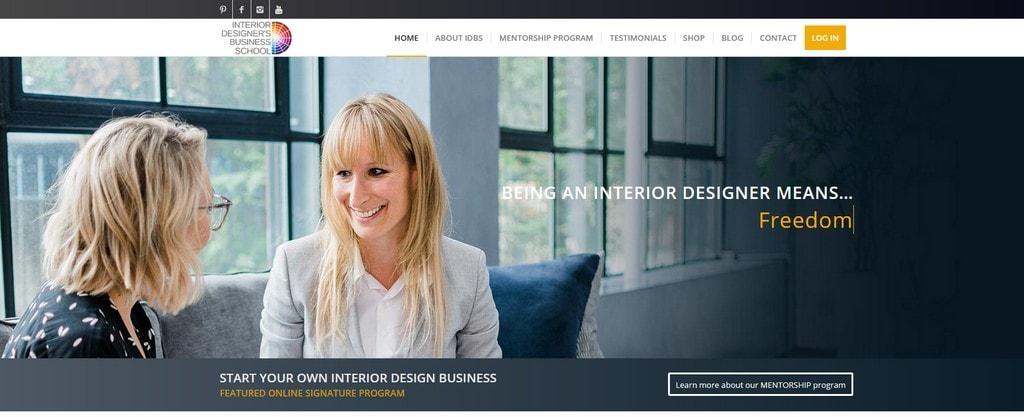 Jo Chrobak's Interior Design Business School