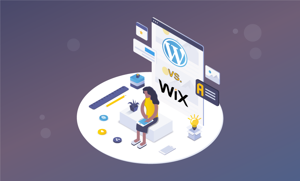 WordPress vs. Wix - Which one Is Better For You?