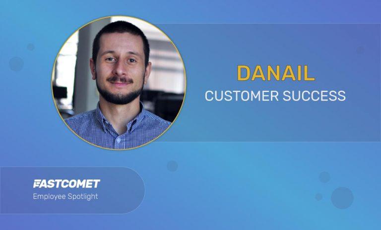 Danail Employee Spotlight