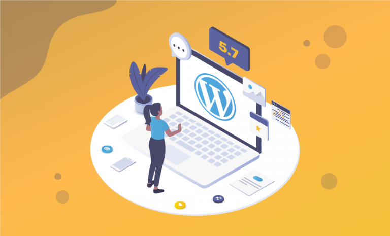 WordPress 5.7