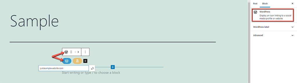 Block Information Matches Its Variation