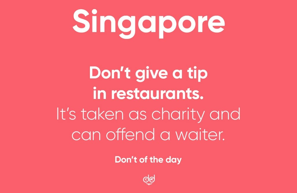 dondoo traveling tip of the day