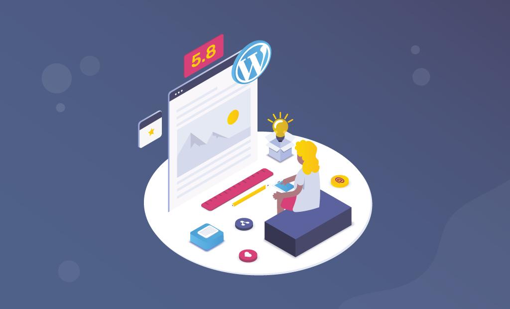 WordPress 5.8: Full Site Editing